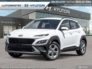 New 2022 Hyundai KONA Preferred for sale in Lloydminster, SK
