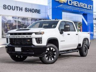 New 2021 Chevrolet Silverado 2500 HD Custom for sale in Bridgewater, NS