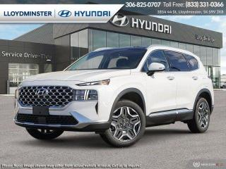 New 2021 Hyundai Santa Fe HYBRID Luxury for sale in Lloydminster, SK