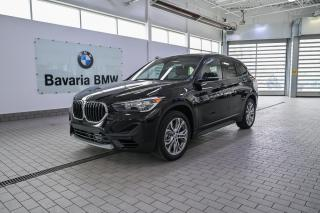 New 2021 BMW X1 xDrive28i Essential for sale in Edmonton, AB