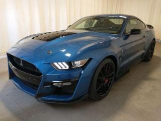 New 2021 Ford Mustang Shelby GT500 for sale in Regina, SK