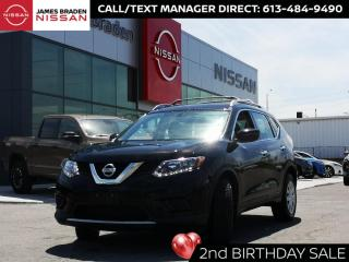 Used 2016 Nissan Rogue S for sale in Kingston, ON