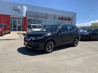 Used 2017 Nissan Rogue S AWD CVT for sale in Smiths Falls, ON