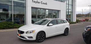 Used 2018 Volvo V60 T6 AWD Dynamic for sale in Orleans, ON