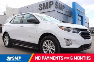 Used 2018 Chevrolet Equinox LS - AWD, Remote Start, Heated Seats, Back Up Camera for sale in Saskatoon, SK