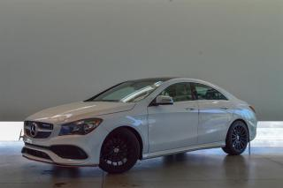 Used 2017 Mercedes-Benz CLA 250 4MATIC Coupe for sale in Langley City, BC