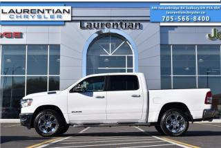 Used 2019 RAM 1500 Big Horn!!  4X4!!  NAVIGATION!!  CREW CAB!! for sale in Sudbury, ON