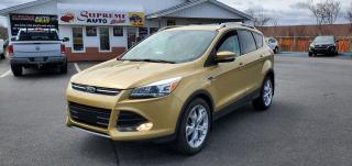 Used 2014 Ford Escape Titanium for sale in Mount Pearl, NL