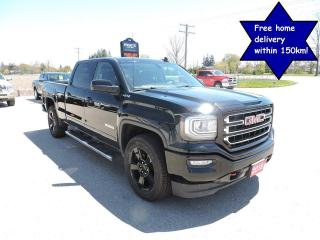 Used 2018 GMC Sierra 1500 SLE/Elevation  New tires New brakes Only 53000 km for sale in Gorrie, ON