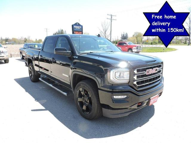 2018 GMC Sierra 1500 SLE/Elevation  New tires New brakes Only 53000 km