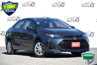 Used 2017 Toyota Corolla LE AUTOMATIC | BLUETOOTH | for sale in Kitchener, ON