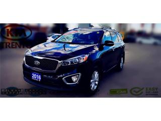 Used 2016 Kia Sorento AWD  2.4L LX|Low Km|Premium Leather|Sunroof|1owner for sale in North York, ON