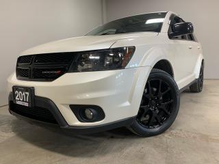 Used 2017 Dodge Journey SXT for sale in Owen Sound, ON