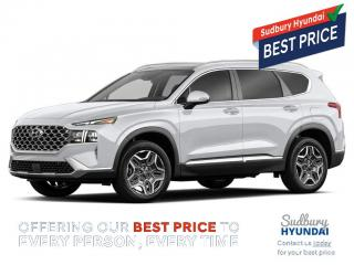 New 2021 Hyundai Santa Fe HEV Luxury for sale in Sudbury, ON