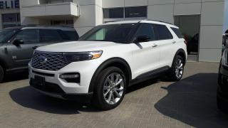 New 2021 Ford Explorer Platinum for sale in Elie, MB
