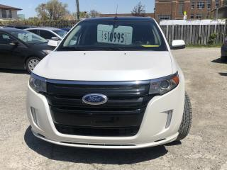 Used 2012 Ford Edge SPORT for sale in Hamilton, ON