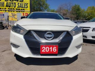 Used 2016 Nissan Maxima for sale in Scarborough, ON