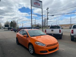 Used 2013 Dodge Dart SXT Turbo! Only $64 Dollars Bi-Weekly Apply Today for sale in Truro, NS
