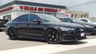 Used 2016 Audi S6 Premium Plus , 7Speed Stronic, 450HP for sale in Oakville, ON