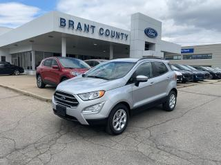 New 2020 Ford EcoSport SE for sale in Brantford, ON
