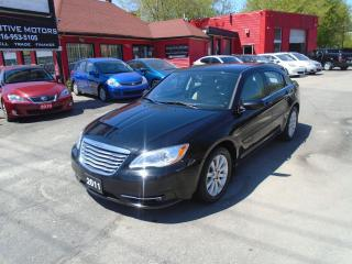 Used 2011 Chrysler 200 Touring/ LOW KM / SUPER CLEAN / LIKE NEW / A/C / for sale in Scarborough, ON