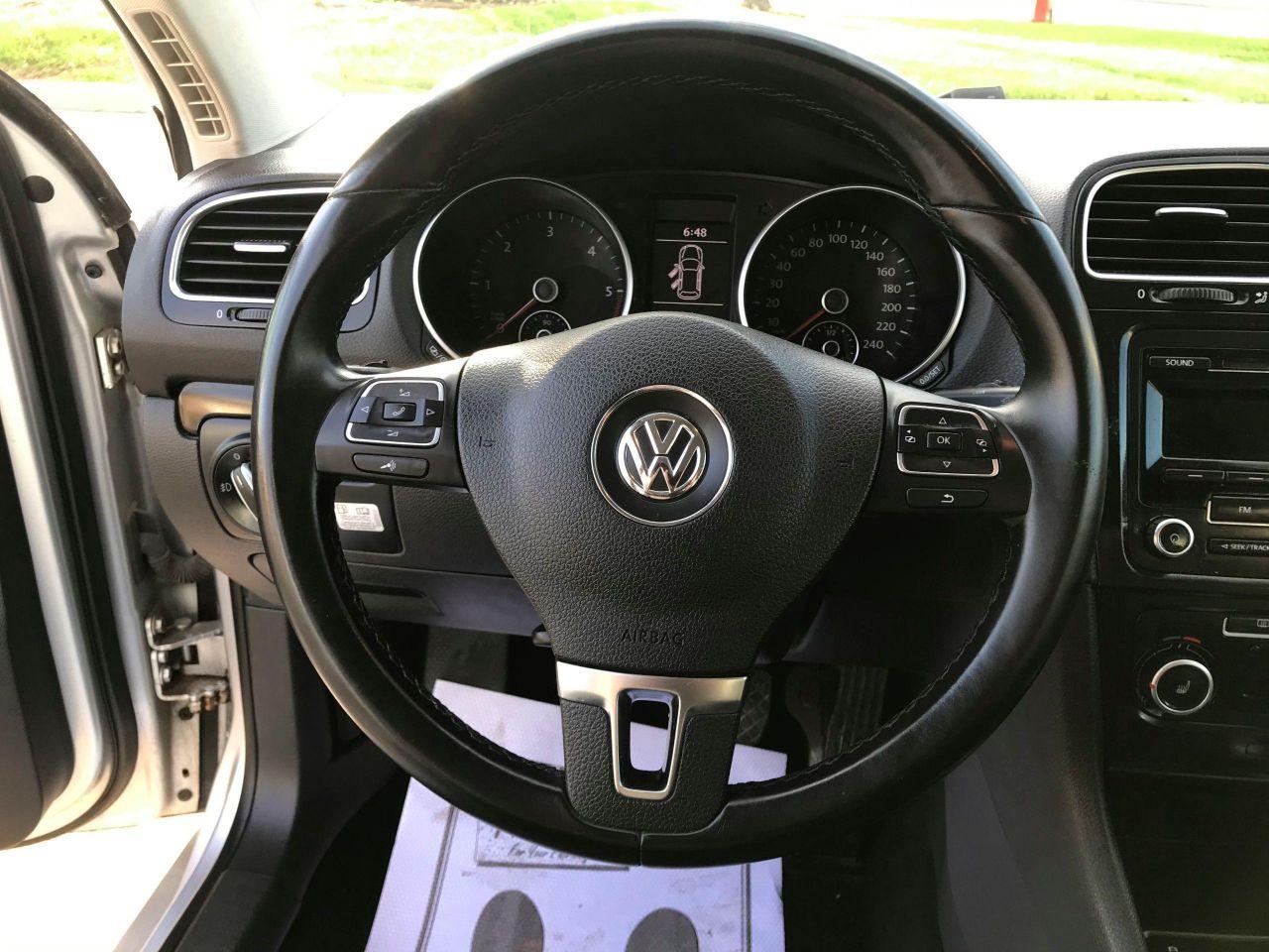 2014 Volkswagen Golf Wagon