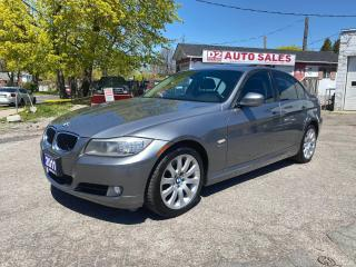 Used 2011 BMW 3 Series 328xi/Automatic/Leather/Roof/Navi/Comes Certified for sale in Scarborough, ON