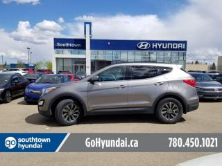 Used 2015 Hyundai Santa Fe Sport LIMITED/NAV/SUNROOF/LEATHER/HEATED SEATS for sale in Edmonton, AB