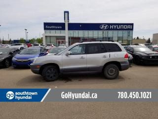 Used 2006 Hyundai Santa Fe GL/POWER OPTIONS/ALLOW WHEELS for sale in Edmonton, AB