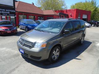 Used 2010 Dodge Grand Caravan SE/ STOW N GO / ALLOYS / DUAL A/C / RUNS PERFECT / for sale in Scarborough, ON