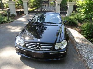 Used 2004 Mercedes-Benz CLK 55 AMG AMG  CONVERTABLE for sale in Surrey, BC