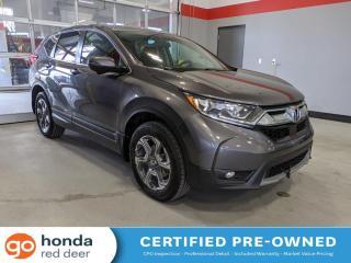 Used 2018 Honda CR-V EX for sale in Red Deer, AB