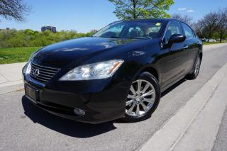 Used 2009 Lexus ES 350 ULTRA PREMIUM / STUNNING / CLEAN CARFAX /LOCAL CAR for sale in Etobicoke, ON
