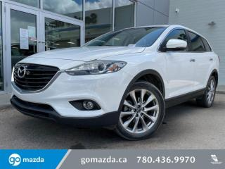 Used 2014 Mazda CX-9 GT for sale in Edmonton, AB