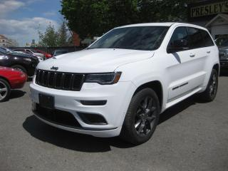 Used 2019 Jeep Grand Cherokee Limited X AWD 5.7L Hemi Engine Bluetooth Nav Rev for sale in Ottawa, ON