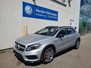 Used 2016 Mercedes-Benz GLA AMG GLA 45 for sale in Edmonton, AB