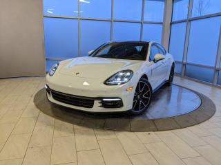 Used 2020 Porsche Panamera 4S for sale in Edmonton, AB