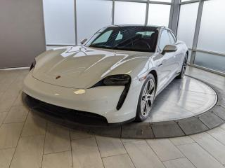 Used 2020 Porsche Taycan 4S for sale in Edmonton, AB