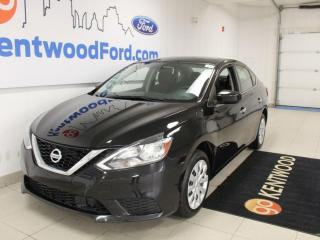 Used 2018 Nissan Sentra S for sale in Edmonton, AB