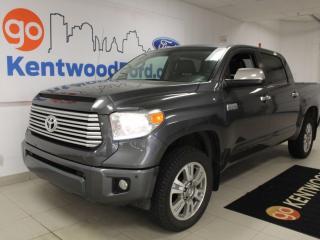 Used 2015 Toyota Tundra Platinum for sale in Edmonton, AB