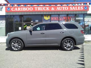 Used 2020 Dodge Durango for sale in Quesnal, BC