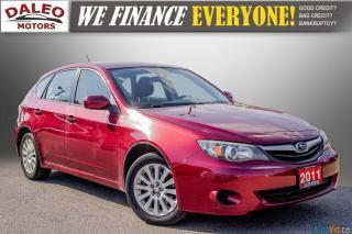 Used 2011 Subaru Impreza Premium / HEATED SEATS / SUNROOF / LUGGAGE RACK for sale in Hamilton, ON
