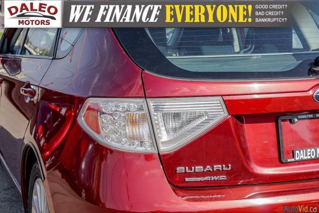 2011 Subaru Impreza Premium / LUGGAGE RACK / AWD Photo9