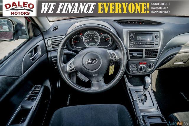 2011 Subaru Impreza Premium / LUGGAGE RACK / AWD Photo13