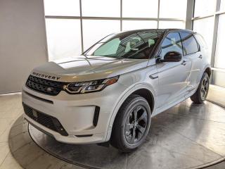 New 2021 Land Rover Discovery Sport Active Courtesy Loaner for sale in Edmonton, AB