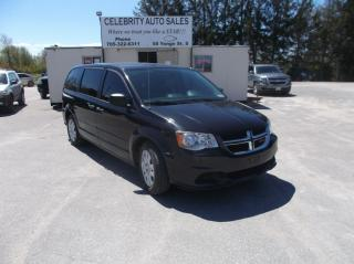 Used 2016 Dodge Grand Caravan SE for sale in Elmvale, ON