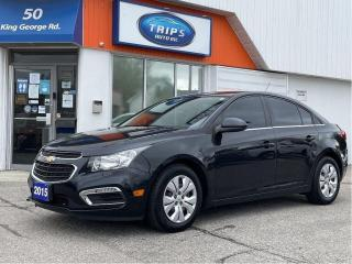 Used 2015 Chevrolet Cruze 1LT for sale in Brantford, ON