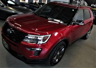 Used 2018 Ford Explorer SPORT for sale in North York, ON