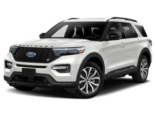 New 2021 Ford Explorer ST for sale in Surrey, BC