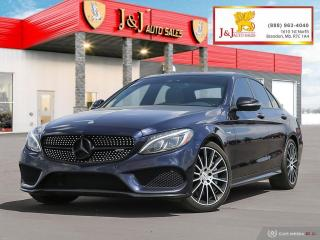 Used 2017 Mercedes-Benz AMG C 43 BiTurbo, Fully Fully Loaded for sale in Brandon, MB